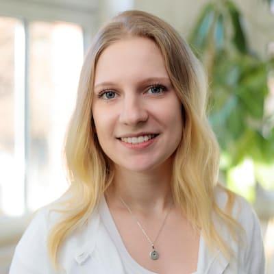 Frauenarzt Erfurt - Team - Nadine - Arzthelferin