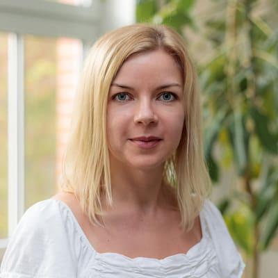 Frauenarzt Erfurt - Team - Olesja - Arzthelferin